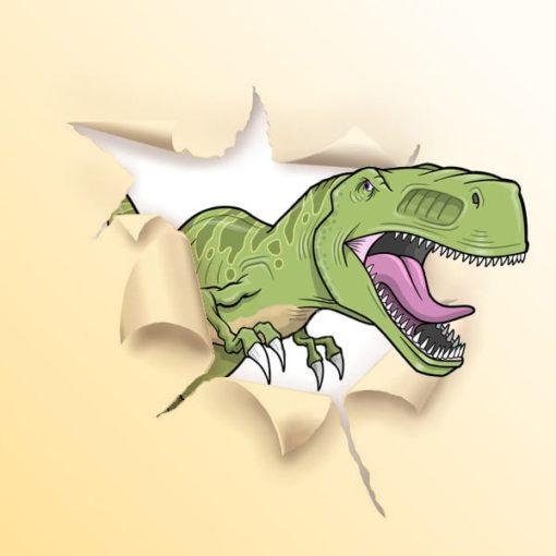 A Treasure Hunt - product dinosaur 8-10 years old