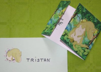 A Treasure Hunt - Dinosaur - Invitation