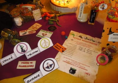 A Treasure Hunt - Halloween - Decoration