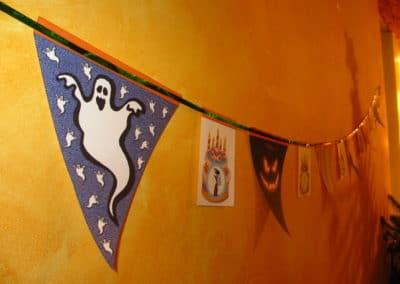 A Treasure Hunt - Halloween - Banners